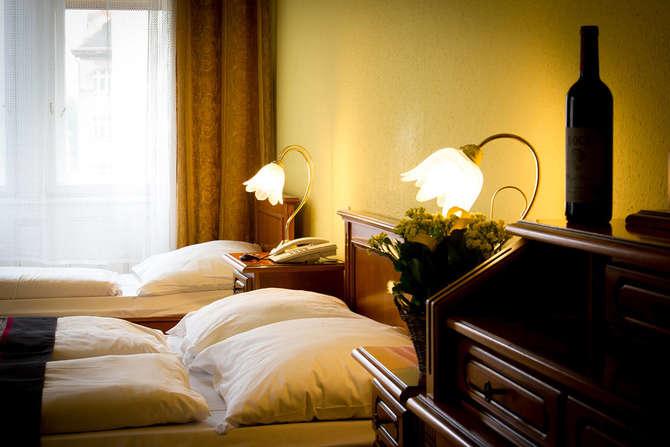 Hotel Unio Boedapest