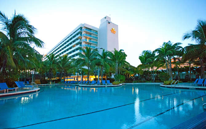 Crowne Plaza Hollywood Beach Hollywood