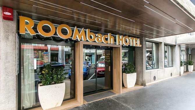 Roombach Hotel Boedapest