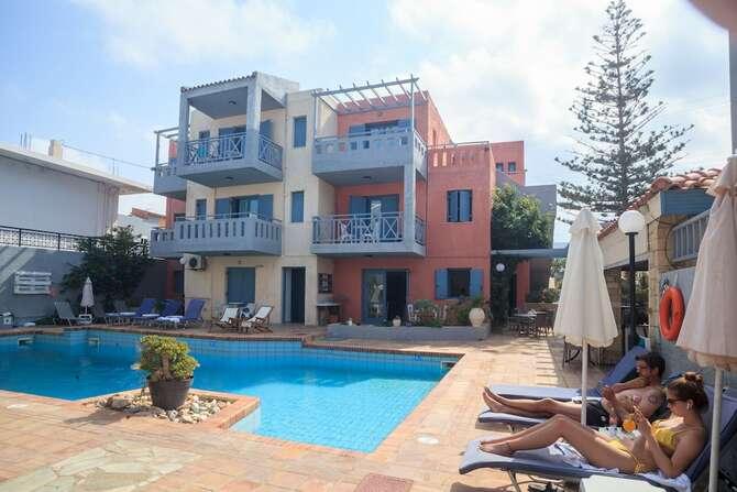 Marilisa Hotel Kokkini Chani