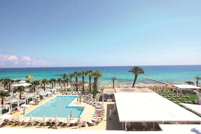 Vrissiana Beach Hotel Protaras