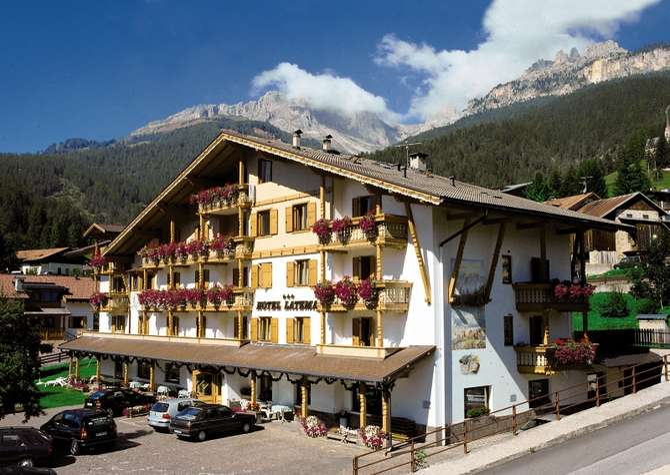Hotel Latemar Spitze Vigo di Fassa