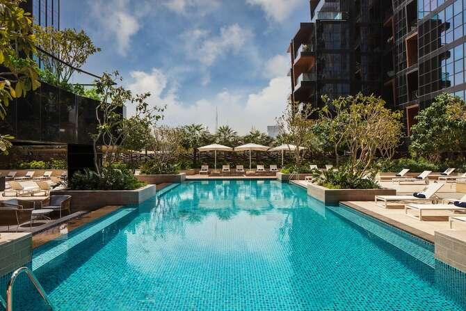 DoubleTree by Hilton Dubai M Square Hotel & Residences Dubai