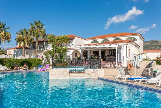 Venus Hotel & Suites Kalamaki