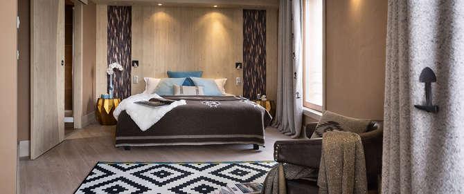 Hotel & Appartementen Le Taos Tignes