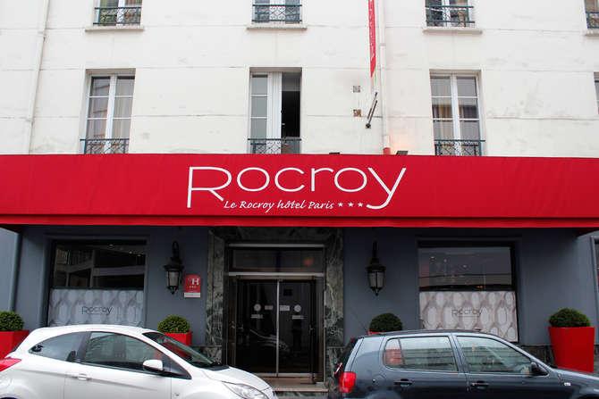 Hotel le Rocroy Parijs