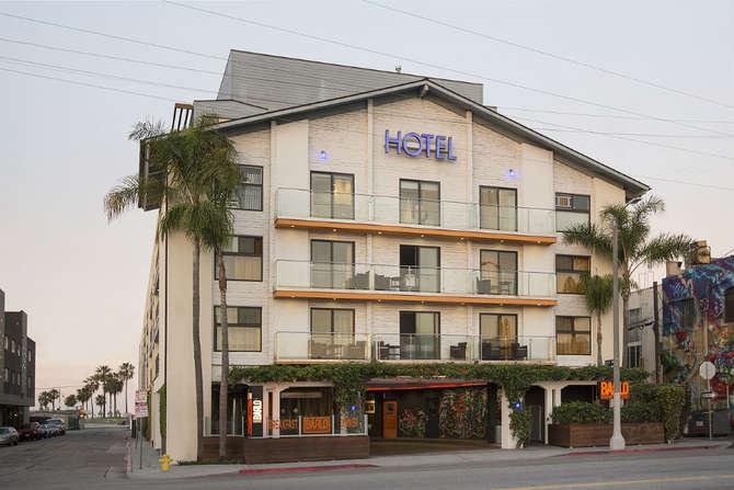 Hotel Erwin Venice Beach Venice Beach