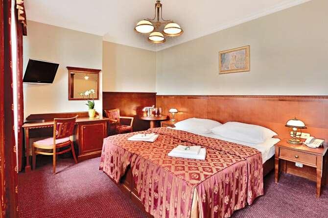 Hotel Arkada Praag