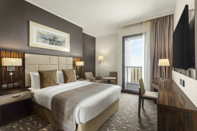 Hawthorn Suites by Wyndham Abu Dhabi City Centre Abu Dhabi