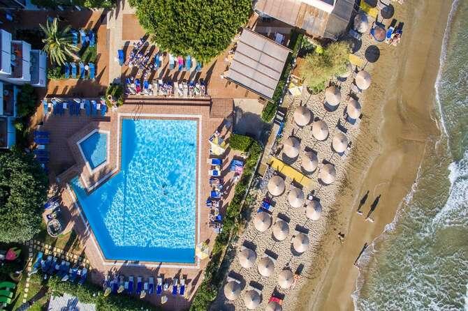Vasia Hotels Zephyros Beach Boutique Stalís (Stalída)