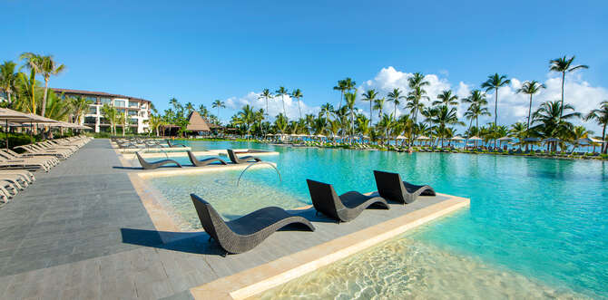 Adults Only Club At Lopesan Costa Bavaro Resort El Cortecito