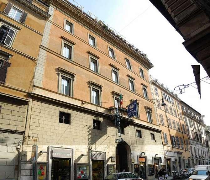 Hotel City Rome