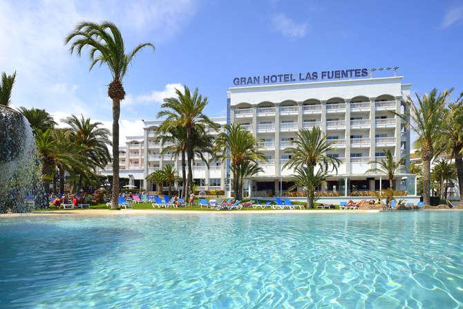Gran Hotel Las Fuentes Alcocéber