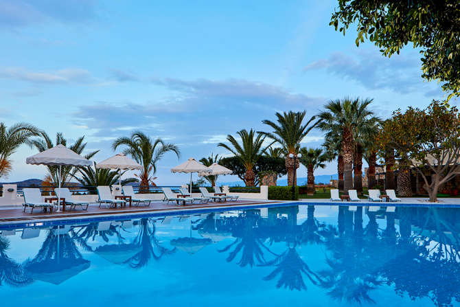 Elounda Palm Hotel & Suites Elounda