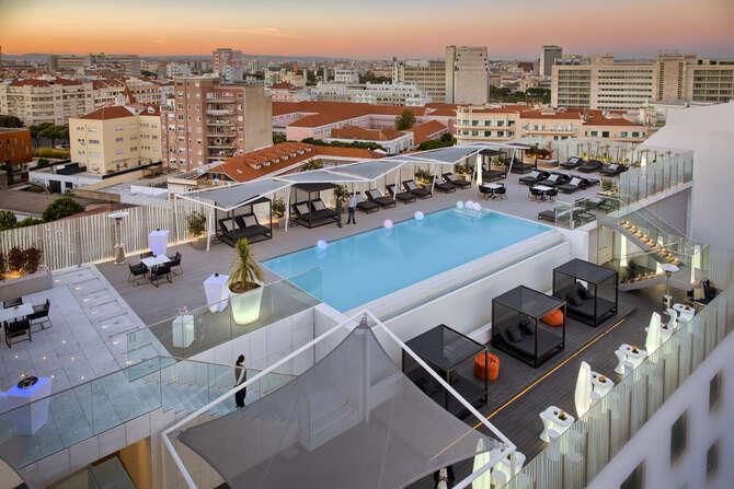 Epic Sana Lisboa Hotel Lissabon
