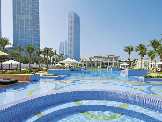 The St. Regis Abu Dhabi Abu Dhabi