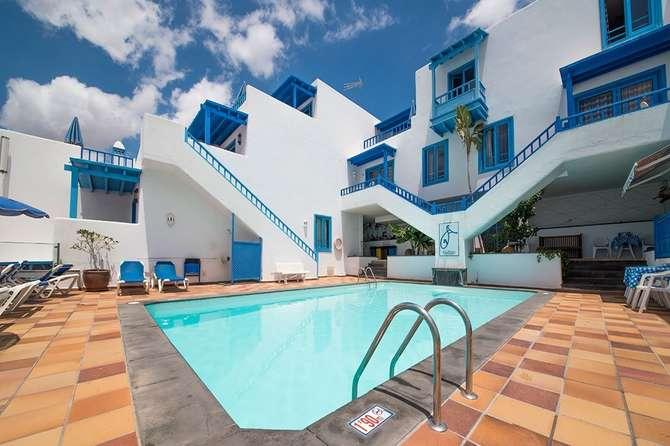 Agua Marina Appartementen Puerto del Carmen