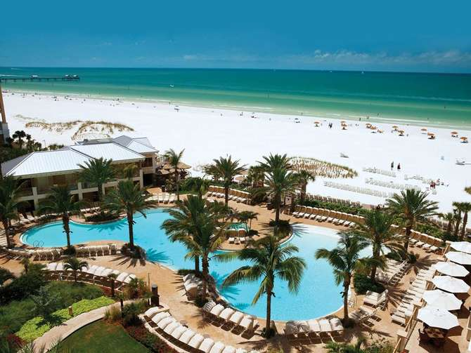 Sandpearl Resort Clearwater Beach