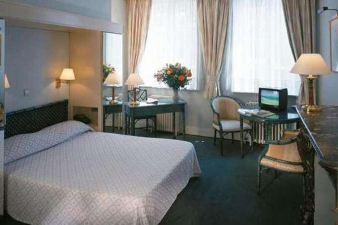 Hotel La Madeleine Brussel