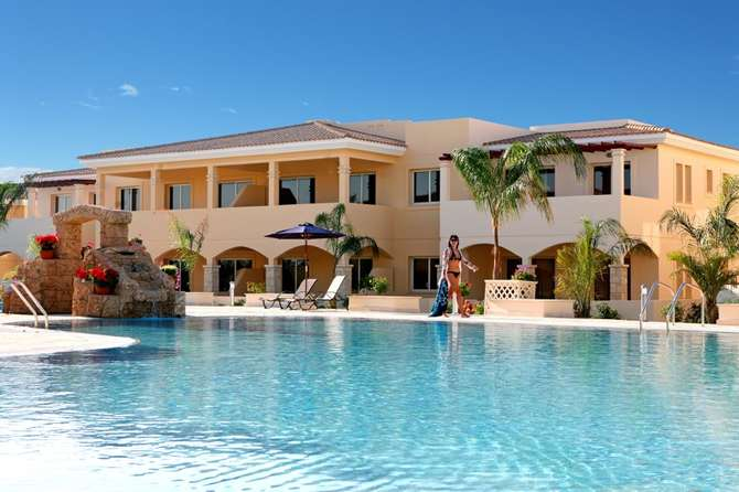 Aphrodite Sands Resort Paphos