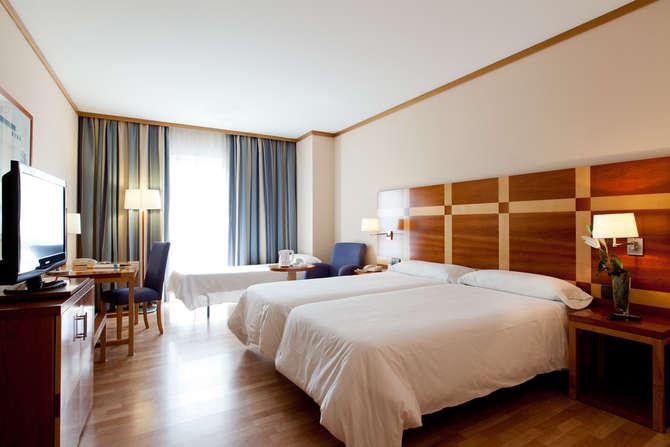 Senator Parque Central Hotel Valencia