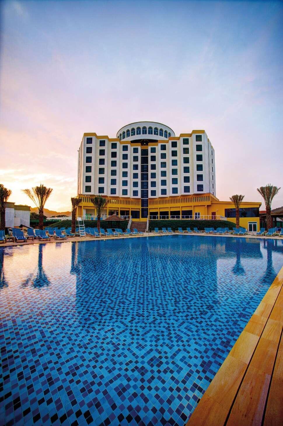 Oceanic Khorfakkan Resort