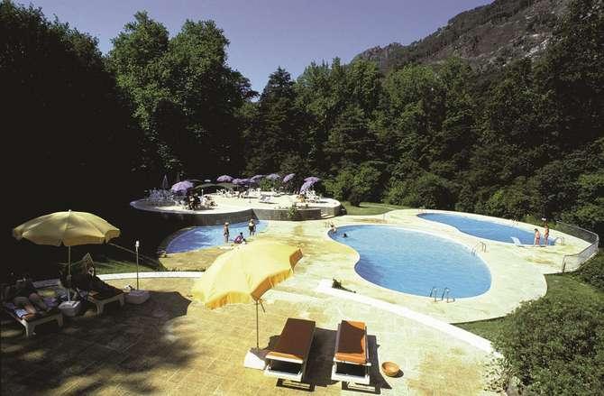 Aguas do Geres Hotel Termas & Spa Gerez