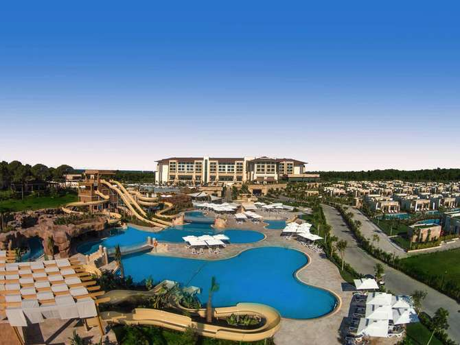 Regnum Carya Golf & Spa Resort Belek