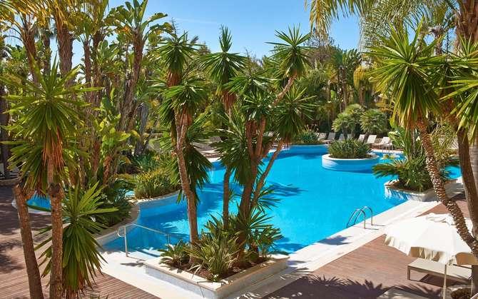 Ria Park Hotel Almancil