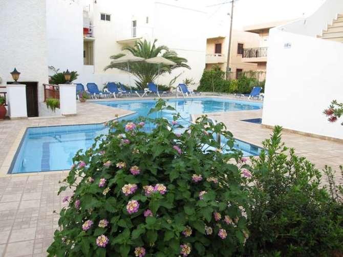 Appartementen Blue Sky Rethymnon