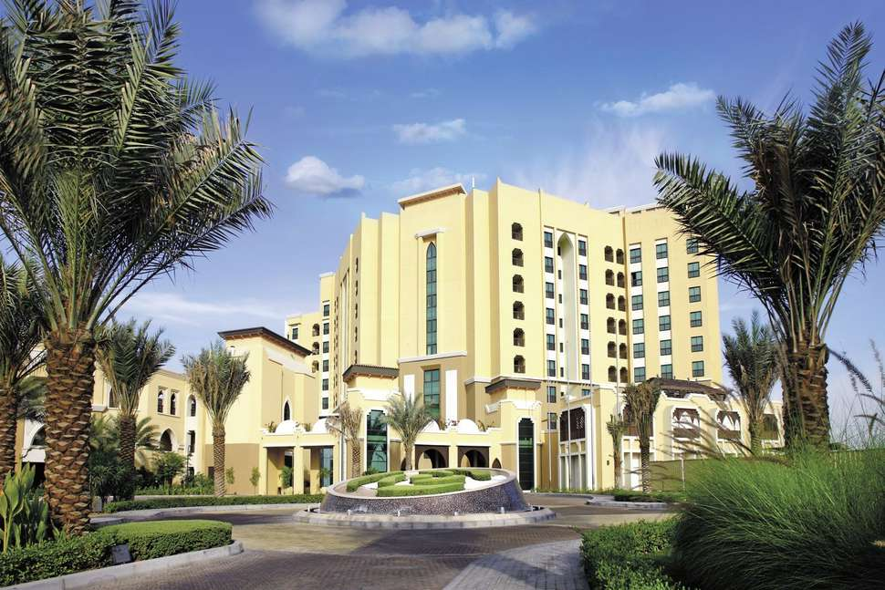 Qaryat Al Beri Abu Dhabi