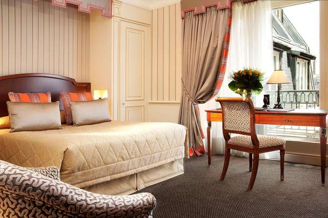Hotel Napoleon Parijs