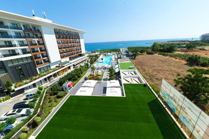 White City Resort Hotel Alanya