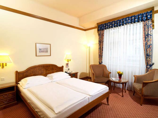 Hotel City Central Wenen