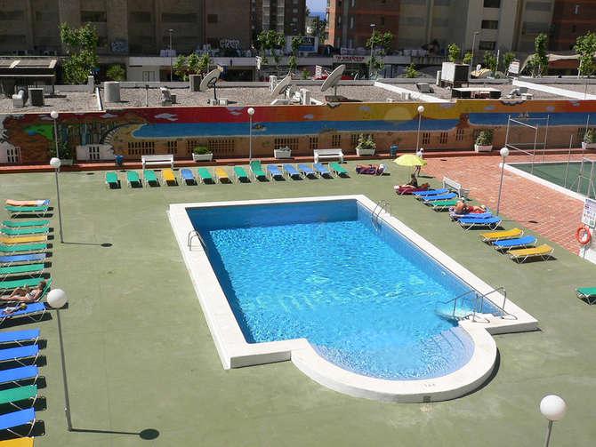 Gemelos II-IV Appartementen Benidorm