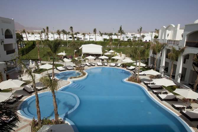 Royale Collection Sharm, 8 dagen