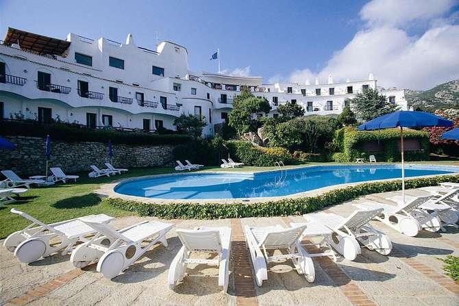 Hotel Luci di La Muntagna Porto Cervo