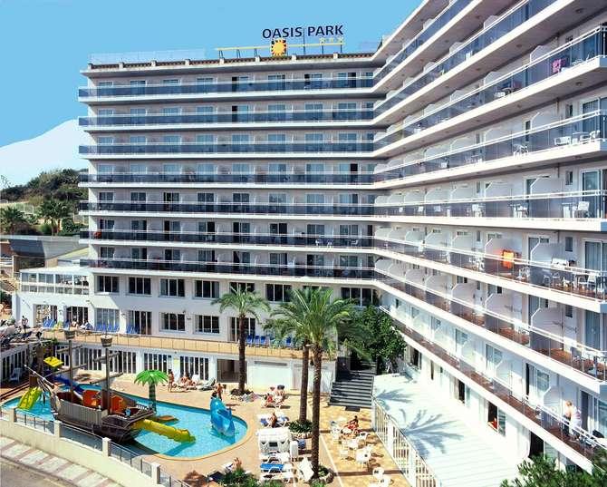 Hotel Oasis Park Splash Calella