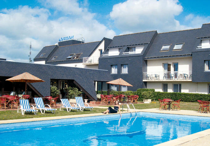 Hotel Aquilon Pornichet