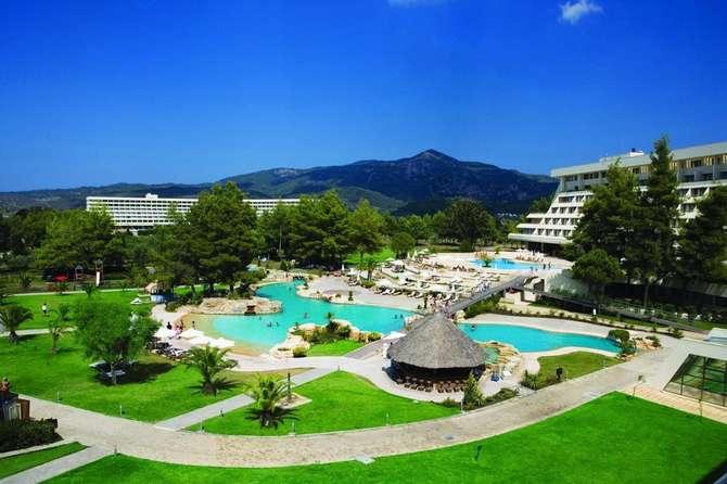 Porto Carras Meliton Hotel Néos Marmarás