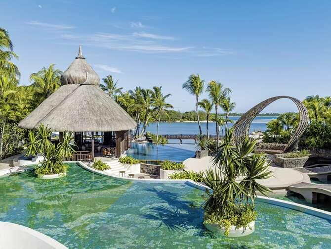 Shangri La's Le Touessrok Resort & Spa Trou d'Eau Douce