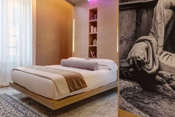 Dharma Luxury Hotel Rome