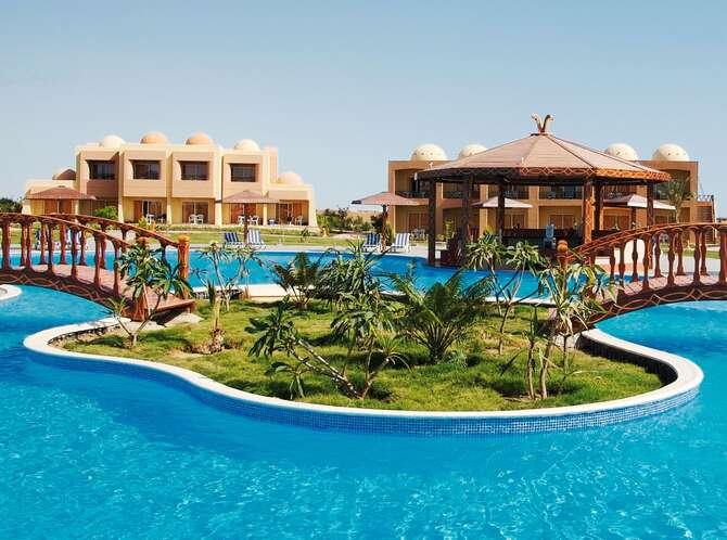 Wadi Lahmy Azur Resort Marsa Alam