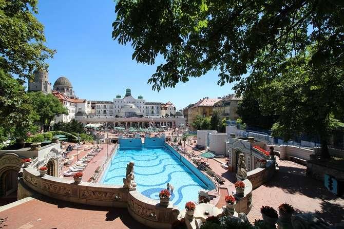 Danubius Hotel Gellert Boedapest