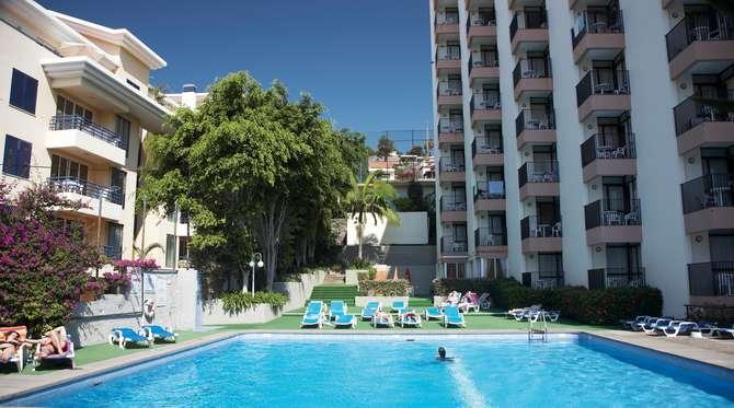 Dorisol Buganvilia Hotel Funchal