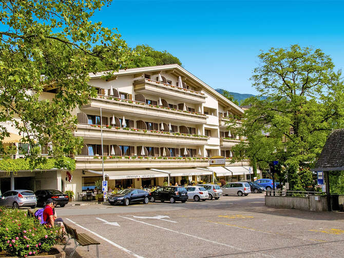 Christoph's Hotel Schenna