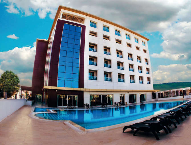 Grand Pasha Hotel & Spa Kyrenia