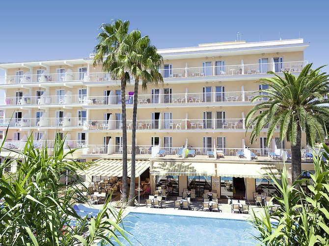 Universal Hotel Bikini Cala Millor