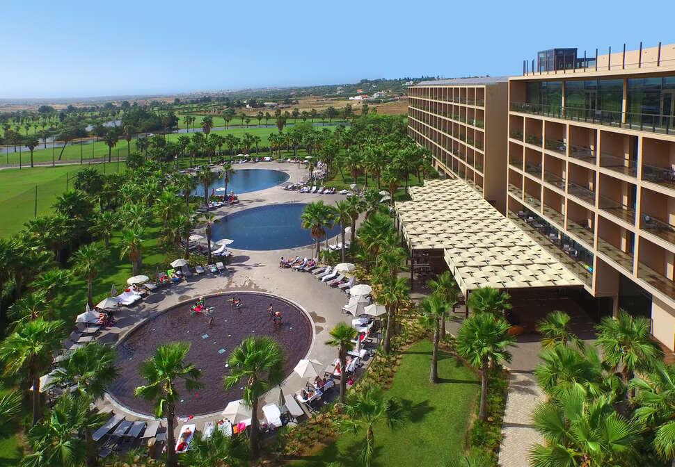 Hotel Salgados Palace, 6 dagen
