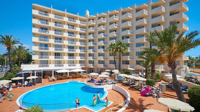 Seasun Siurell Hotel Sa Coma